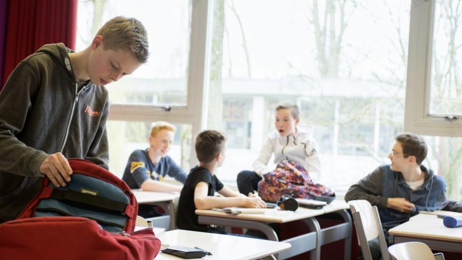 Foto Schoolspullen 02