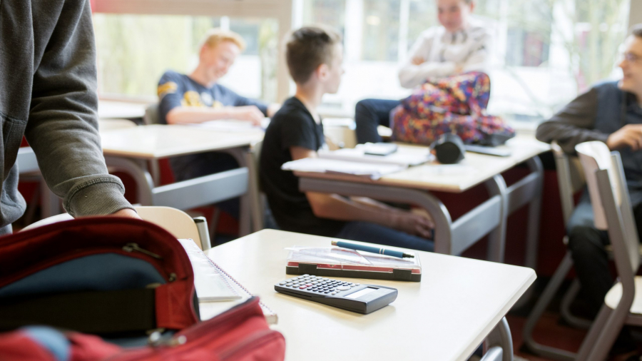 Foto Schoolspullen 06